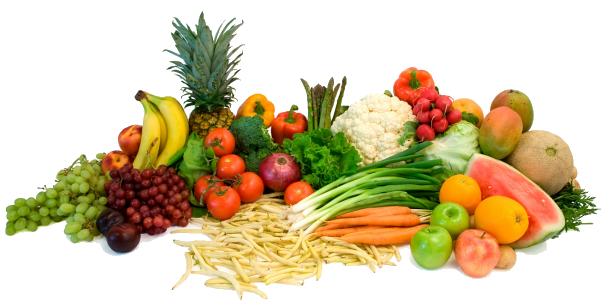 Grøntsager giver base