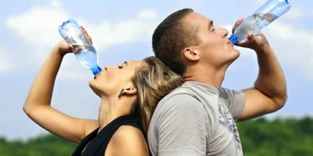 Vand giver base i kroppen