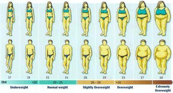 BMI - Hvad skal du veje