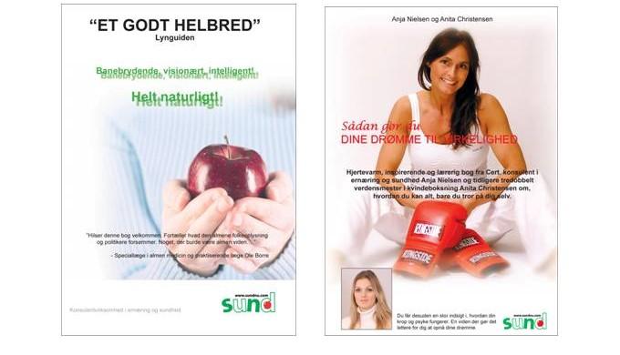 Foredrag kost og motion med forfatter Anja Nielsen